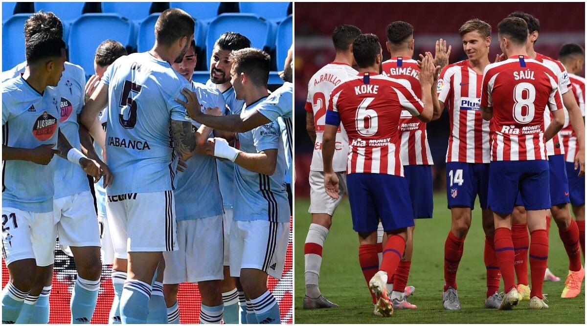 Celta Gegen AtlГ©tico Madrid